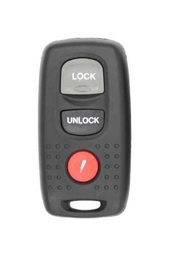 Mazda 6 OEM 3 Button Key Fob