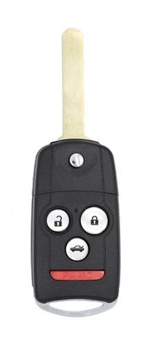 Acura TSX OEM 4 Button Key Fob