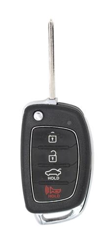 Hyundai Sonata OEM 4 Button Key Fob