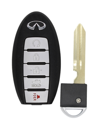 Infiniti Q50 OEM 5 Button Key Fob