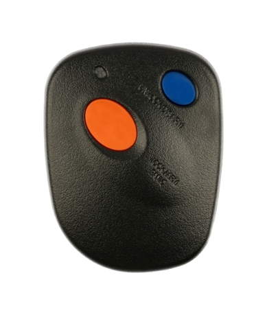 Saab 9-3 OEM 2 Button Key Fob